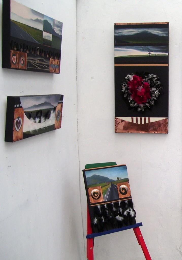 Helensville Art Centre - Mt Te Aroha Series